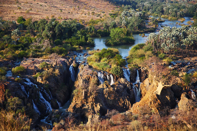 The Epupa Falls