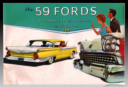1959 Ford Fairlane 500 by coconv