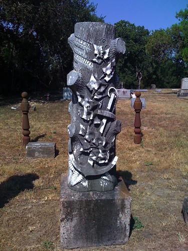 headstones seguin riversidecemetery woodmenoftheworld magdalenaschmidt