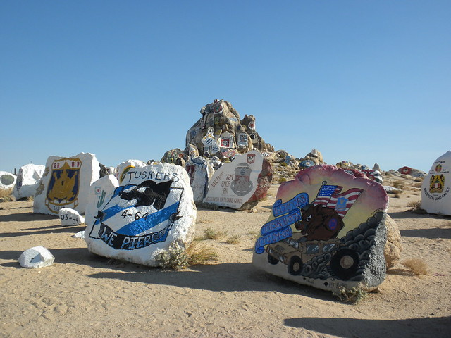 Painted Rocks - The Rockpile