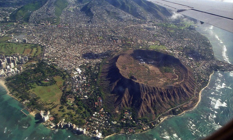 Diamond Head Crater, Oahu