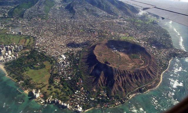 Diamond Head Crater, Oahu