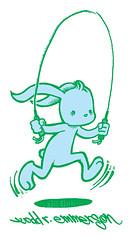 Bunny Skippin Rope