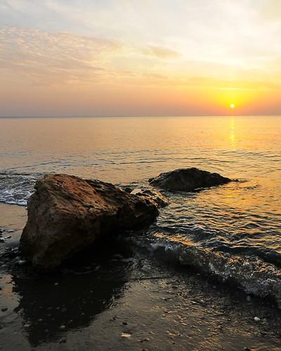 morning red sea sunrise waterfront goose 1111 orangeyellow larnaka nikond300 larnakacyprus varnavasthearchitect larnakabay