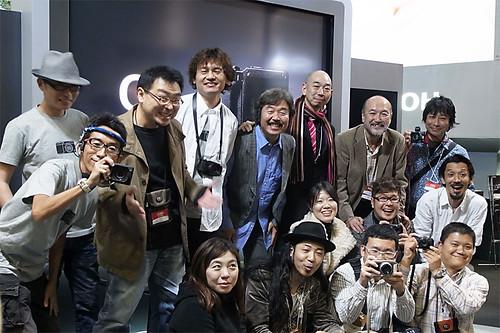 RICOH Talk Live CP+2011 09
