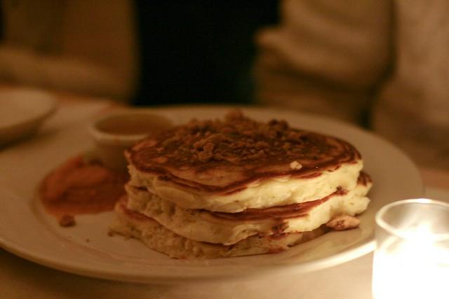 clinton street baking company's pancake month