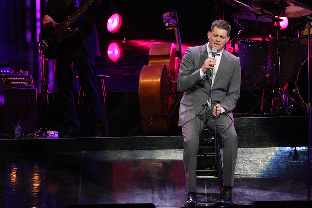 Michael Bublé  Crazy Love Tour