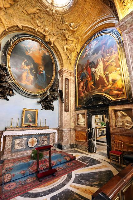 Chiesa San Lorenzo in Lucina