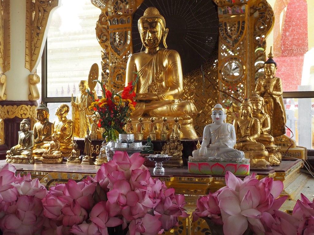 Kuthodaw Pagoda Mandalay