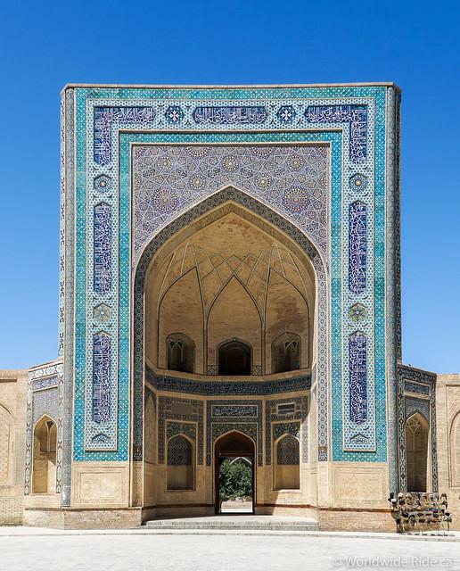 Bukara Uzbekistan-7