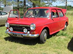 Austin 1100 and 1300