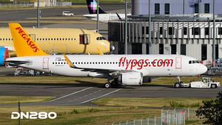 Pegasus A320-251N msn 7703