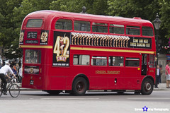 AEC Routemaster - ALD 941B - RM1941 - Stagecoach - 15 Tower Hill - London 2017 - Steven Gray - IMG_0820