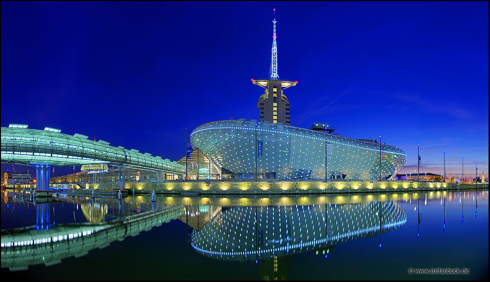 Bremerhaven leuchtet seite 4 dslr forum - Architektur bremerhaven ...