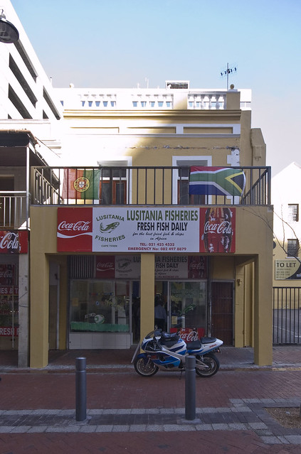 Lusitania Fisheries, 49a Waterkant, Cape Town, South Africa