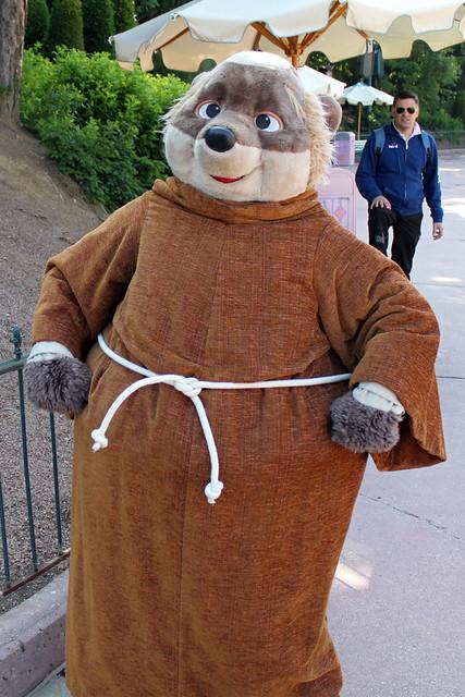Meeting Friar Tuck