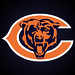 Chicago Bears iPhone 4 Background by anonymous6237