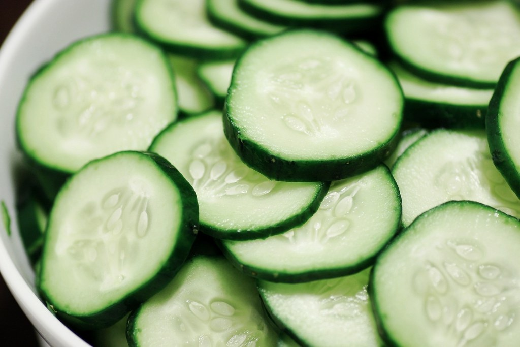 cucumbers en route to pickledom