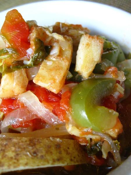Caldeirada de bacalhau portuguese cod fish stew more for Fish stew recipe cod