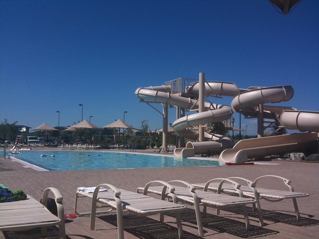 Outdoor Pool Lifetime Fitness Westminster Co Flickr Photo Sharing