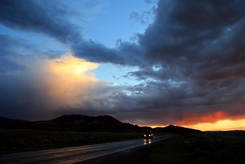 sunset 15fav usa utah waynecounty club100 100vistas instantfave ut24 nopin cloudsstormssunsetssunrises orig:file=20100630eos30d9449