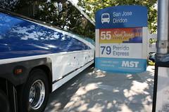 MST San Jose bus
