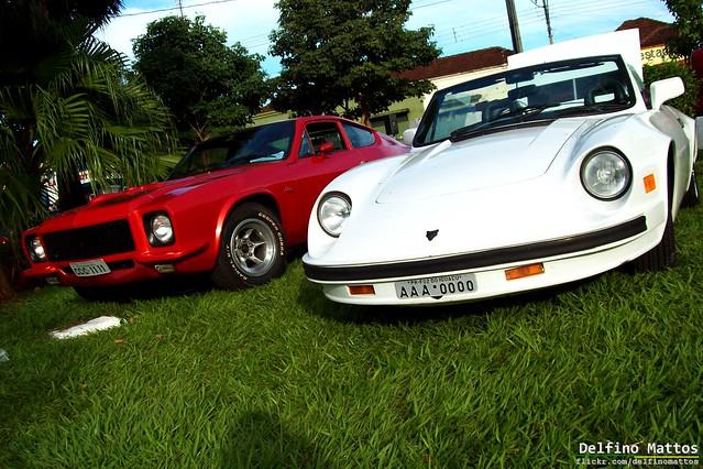 Puma GTS e Puma GTB S1