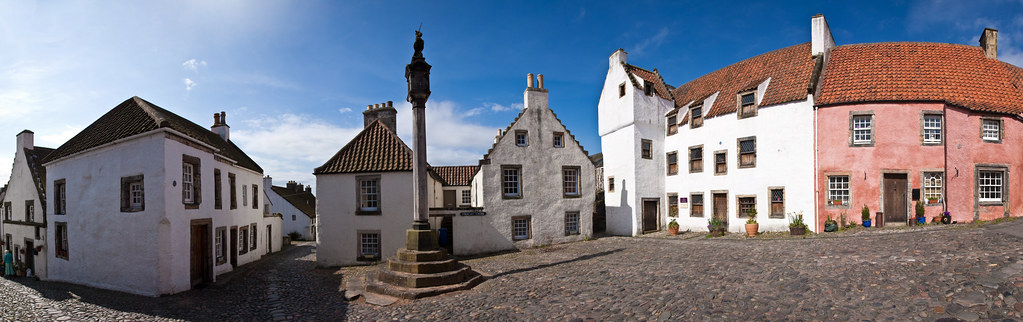 Culross Panorama