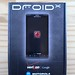 Unboxing the Motorola Droid X