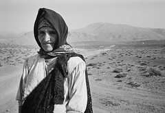 Portrait in Morocco, by Pierre Choinière