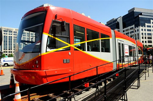 DC Streetcar Showcase