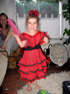 hold me closer tiny flamenco dancer