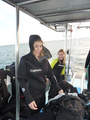 These Wetsuits Were Damn Cold.