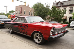 automobile, automotive exterior, family car, vehicle, sedan, ford galaxie, land vehicle, muscle car,