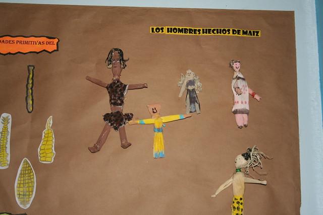 Peri dico mural d a nacional del ma z 8 flickr photo for Estructura del periodico mural