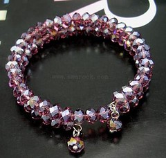pink(0.0), amethyst(1.0), art(1.0), purple(1.0), jewellery(1.0), gemstone(1.0), crystal(1.0), bracelet(1.0), bead(1.0),