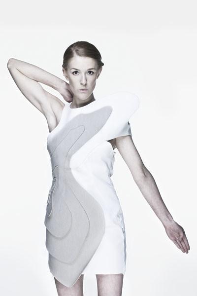 Fashion Zaha Hadid Inspired Flickr Photo Sharing