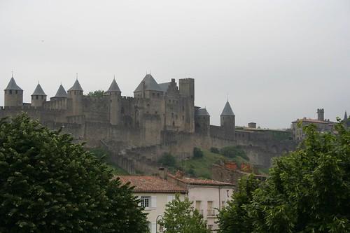 ツール・ド・フランスで蘇ったフランス旅行の思い出(Carcassonne)