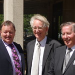 Andrew Stunell visits Woking Borough Council