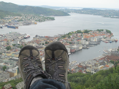 Bergen from Above, Norway