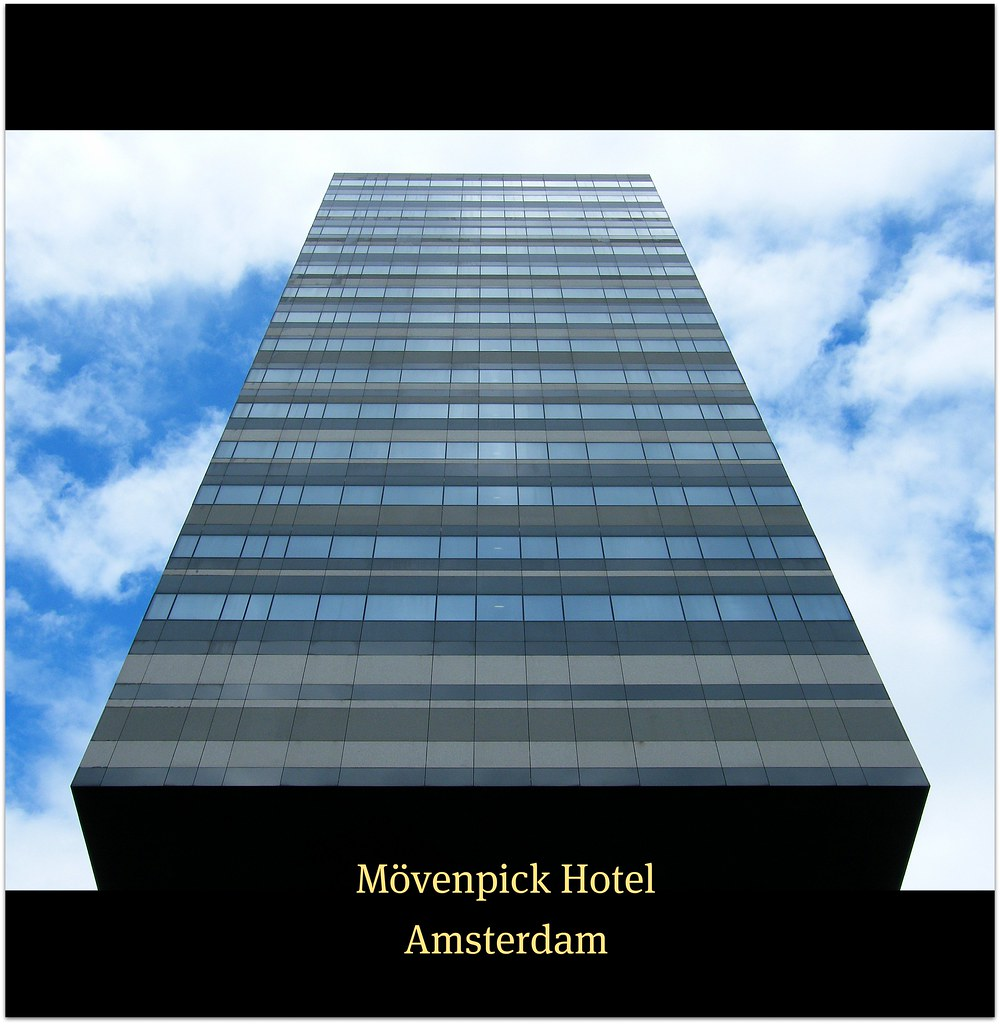 Moevenpick Hotel Amsterdam City Center