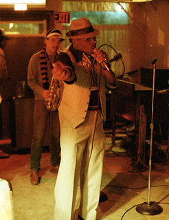 Pops Carter and the All Stars at the Depot, 1984