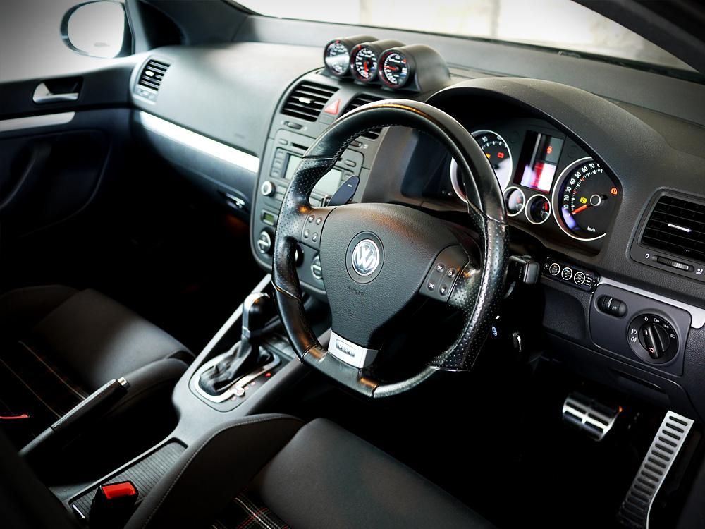VW GOLF MKV GTI