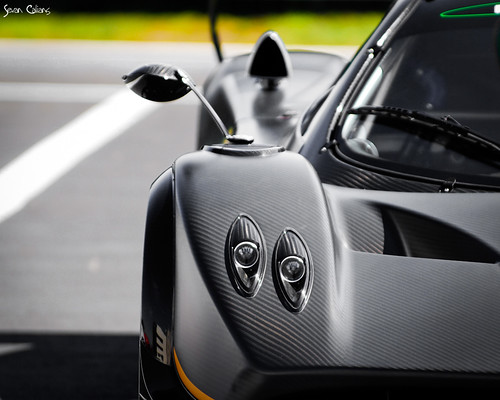 Pagani Zonda R - teaser two zonda R on saturday  ~EXPLORE~