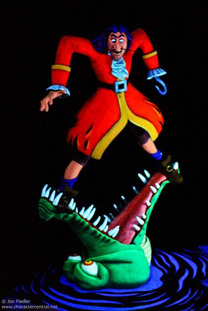 WDW Dec 2009 - Peter Pan's Flight
