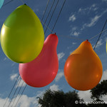 Balloons on a Kids Birthday - Salta, Argentina