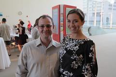 With public relations/social media guru Kate Ottavio