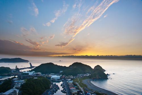 sun sunrise harbor sony taiwan a100