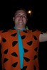Fred Flintstone? At a festival?