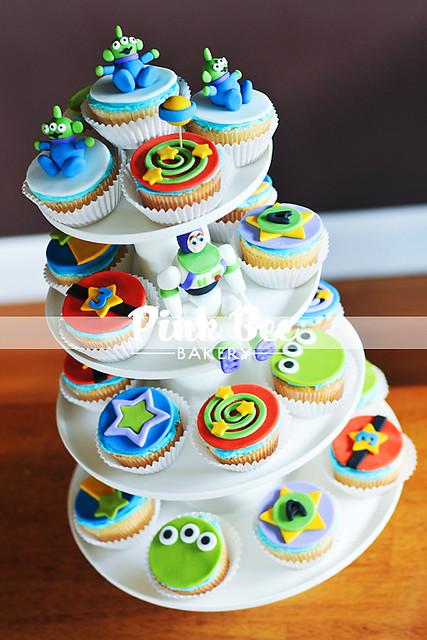 Birthday Cake Fidget Spinner